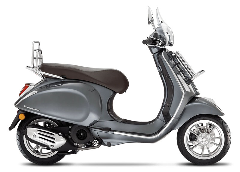 2021 Vespa Primavera 150 Touring in Downers Grove, Illinois