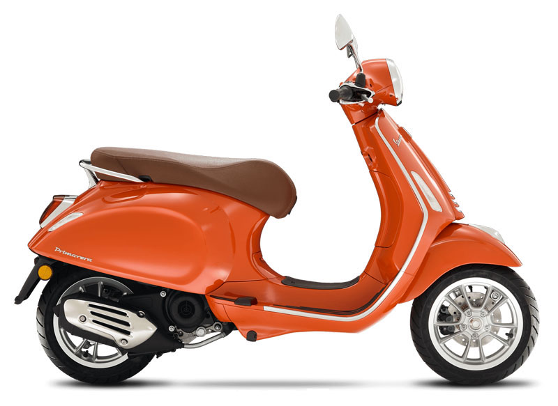 2021 Vespa Primavera 50 in Albuquerque, New Mexico