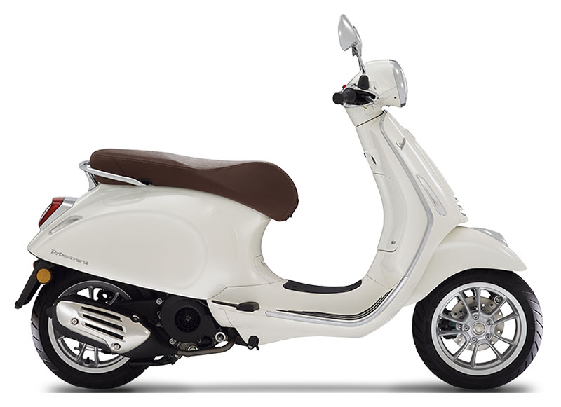 2020 Vespa Primavera 50 Limited Speed in Shelbyville, Indiana