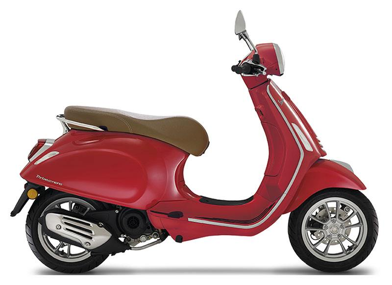 2020 Vespa Primavera 50 Limited Speed in Middleton, Wisconsin