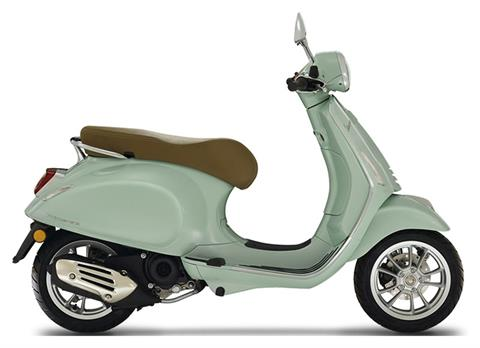 2020 Vespa Primavera 50 Limited Speed in Woodstock, Illinois