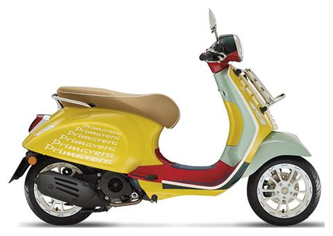 2021 Vespa Primavera 50 Limited Speed in Taylor, Michigan