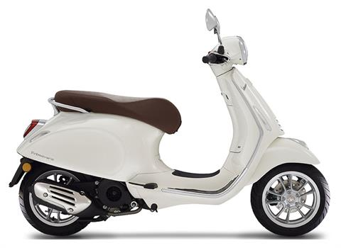 2021 Vespa Primavera 50 Limited Speed in Bellevue, Washington