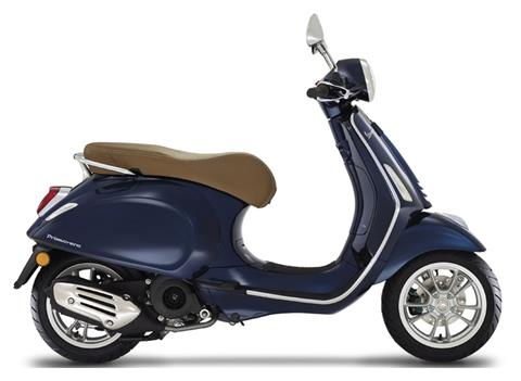 2021 Vespa Primavera 50 Limited Speed in Muskego, Wisconsin