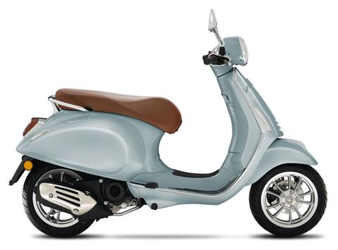 2021 Vespa Primavera 50 Limited Speed in Shelbyville, Indiana