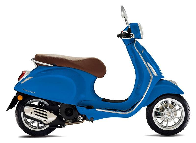 2021 Vespa Primavera For City 150 in Naples, Florida