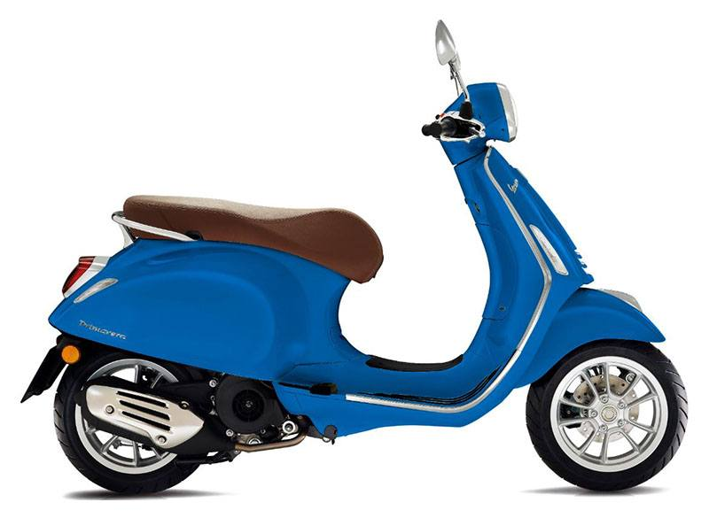 2021 Vespa Primavera For City 50 in Woodstock, Illinois