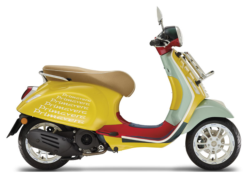 2021 Vespa Primavera Sean Wotherspoon 150 in Taylor, Michigan