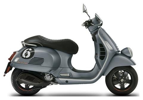 2021 Vespa Sei Giorni 300 HPE in Bellevue, Washington - Photo 1