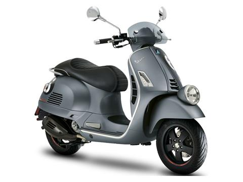 2021 Vespa Sei Giorni 300 HPE in Bellevue, Washington - Photo 2