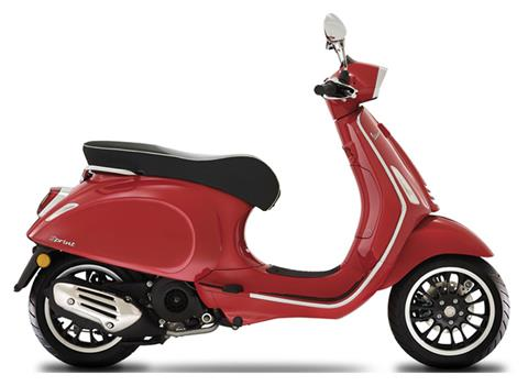 2021 Vespa Sprint 150 in Taylor, Michigan