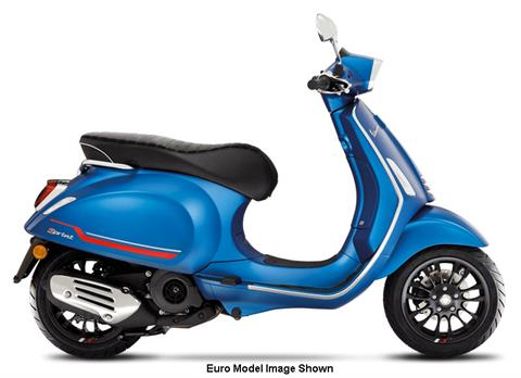 2021 Vespa Sprint 150 Sport in Marietta, Georgia