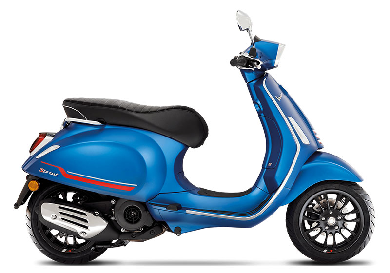2021 Vespa Sprint 150 Sport in Naples, Florida