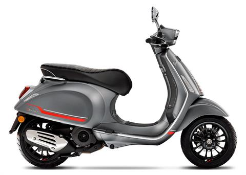 2021 Vespa Sprint 150 Sport in Downers Grove, Illinois