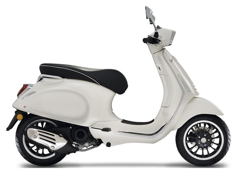 2020 Vespa Sprint 50 Limited Speed in Muskego, Wisconsin