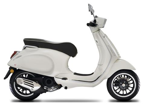 2021 Vespa Sprint 50 in Bellevue, Washington