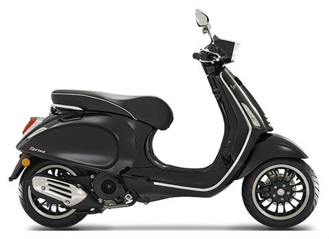 2020 Vespa Sprint 50 Limited Speed in West Chester, Pennsylvania