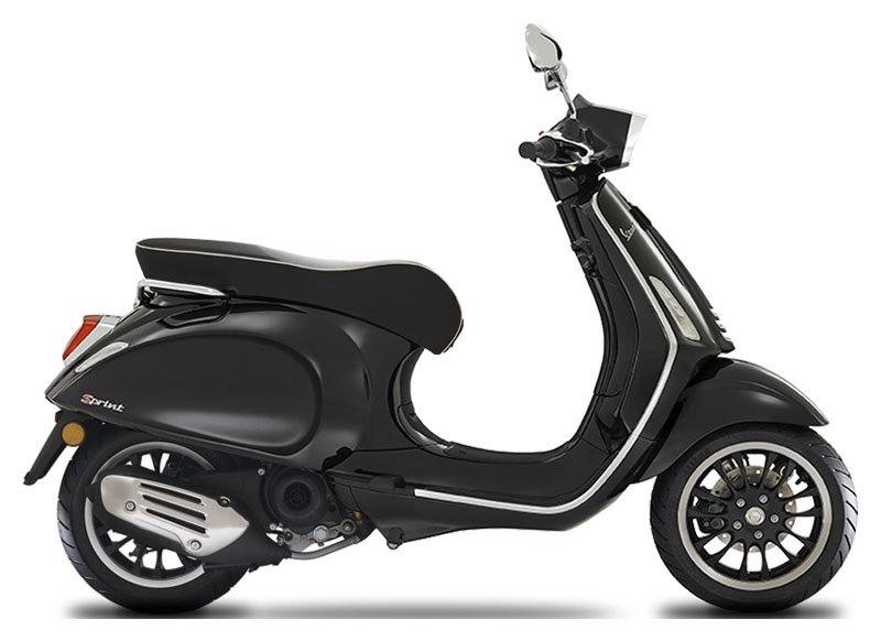 2021 Vespa Sprint 50 in Downers Grove, Illinois