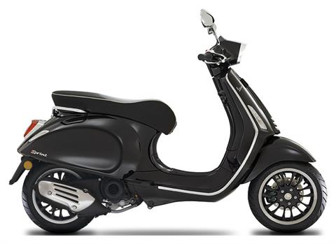 2021 Vespa Sprint 50 in Greensboro, North Carolina