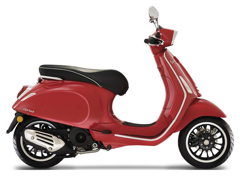2020 Vespa Sprint 50 Limited Speed in Saint Louis, Missouri