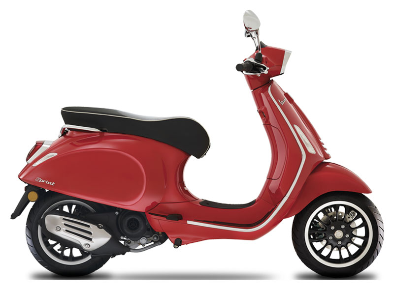 2021 Vespa Sprint 50 in Woodstock, Illinois
