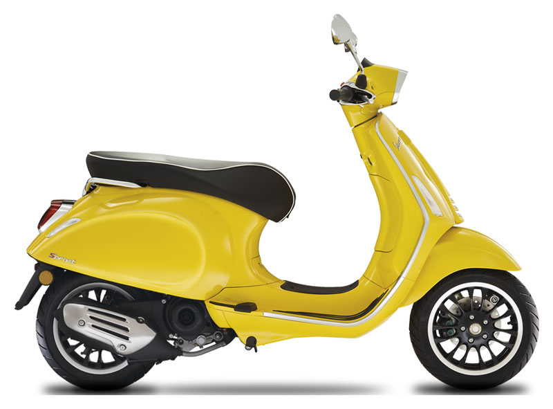 2021 Vespa Sprint 50 Limited Speed in Ferndale, Washington