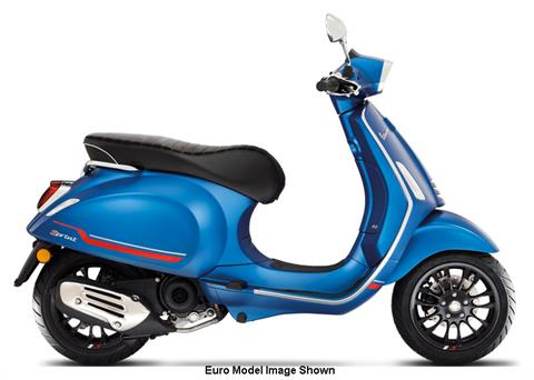 2021 Vespa Sprint 50 Sport in Marietta, Georgia