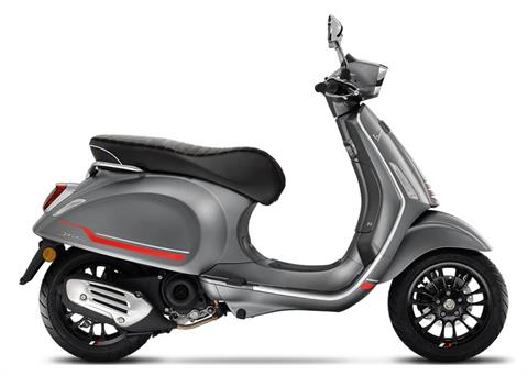 2021 Vespa Sprint 50 Sport in Taylor, Michigan