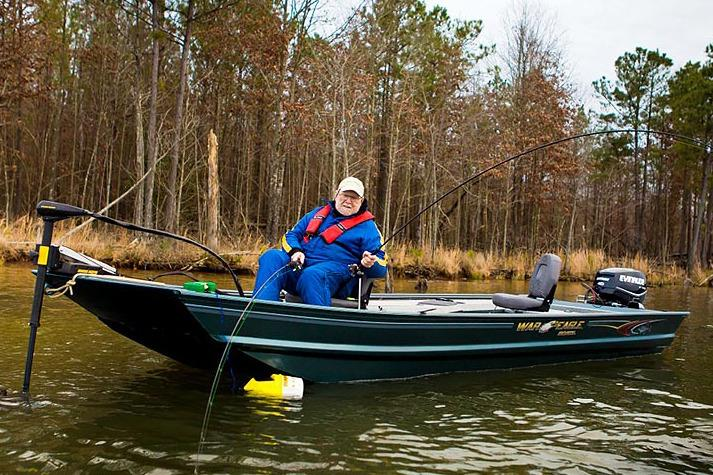 New 2018 War Eagle 754VS Stick Steer Power Boats Outboard in