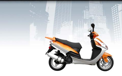 2014 Wolf Brand Scooters Wolf EX-150 in Wytheville, Virginia