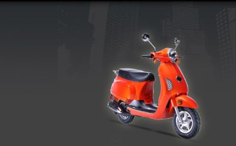 2014 Wolf Brand Scooters Wolf Lucky II in Wytheville, Virginia