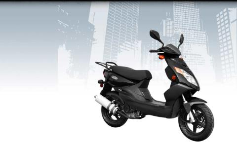 2014 Wolf Brand Scooters Wolf M1 / W1 in Wytheville, Virginia
