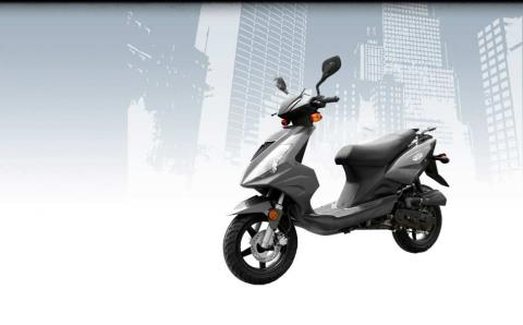 2014 Wolf Brand Scooters Wolf M2 / CF-50 in Wytheville, Virginia