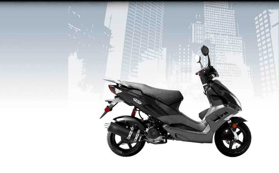 2014 Wolf Brand Scooters Wolf R1 / V-50 in Wytheville, Virginia