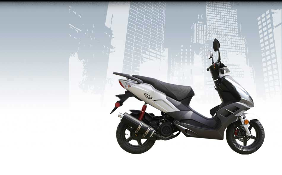 2014 Wolf Brand Scooters Wolf V-150 in Wytheville, Virginia