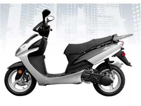 2015 Wolf Brand Scooters Wolf EX-150 in Wytheville, Virginia