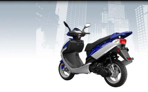 2015 Wolf Brand Scooters Wolf EX-150 in Neptune, New Jersey - Photo 3