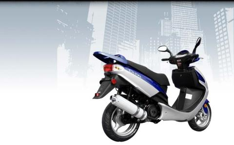 2015 Wolf Brand Scooters Wolf EX-150 in Neptune, New Jersey - Photo 4