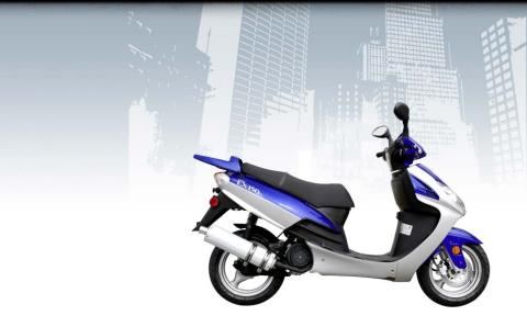 2015 Wolf Brand Scooters Wolf EX-150 in Neptune, New Jersey - Photo 2