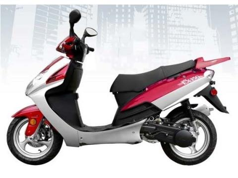 2015 Wolf Brand Scooters Wolf EX-150 in New Haven, Connecticut