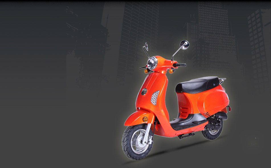 2015 Wolf Brand Scooters Wolf Lucky in Wytheville, Virginia