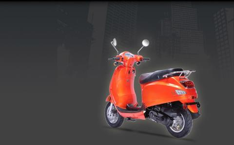 2015 Wolf Brand Scooters Wolf Lucky II in Wytheville, Virginia