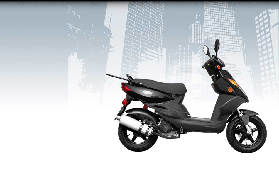2015 Wolf Brand Scooters Wolf M1 / W1 in Neptune, New Jersey - Photo 2