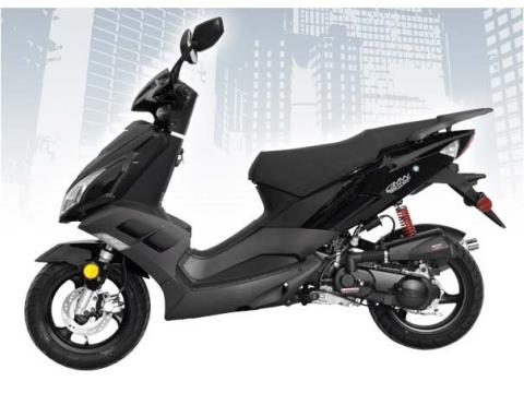 2015 Wolf Brand Scooters Wolf R1 / V-50 in New Haven, Connecticut
