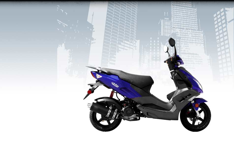 2015 Wolf Brand Scooters Wolf R1 / V-50 in Wytheville, Virginia