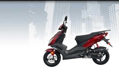 2015 Wolf Brand Scooters Wolf R1 / V-50 in Neptune, New Jersey - Photo 1
