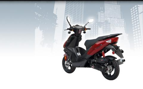 2015 Wolf Brand Scooters Wolf R1 / V-50 in Neptune, New Jersey - Photo 3