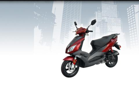 2015 Wolf Brand Scooters Wolf R1 / V-50 in Neptune, New Jersey - Photo 5
