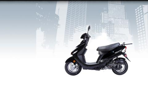 2015 Wolf Brand Scooters Wolf RX-50 in New Haven, Connecticut