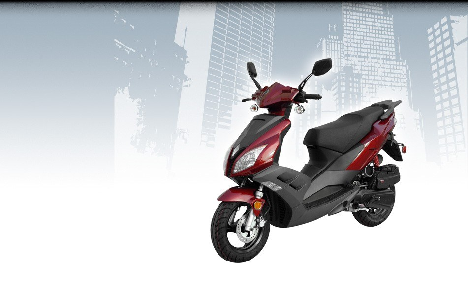 2015 Wolf Brand Scooters Wolf V-150 in Wytheville, Virginia